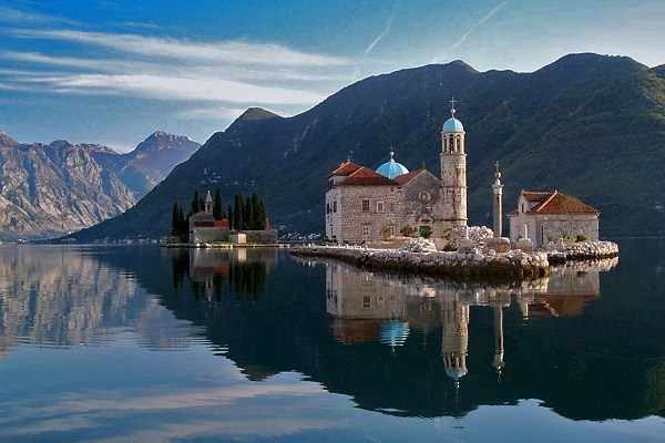 Perast-Our Lady of the Rocks-Kotor tour