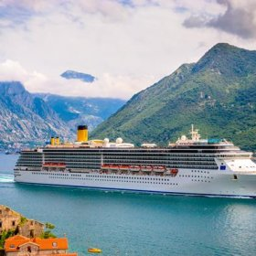 Kotor Cruise Port
