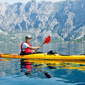 Boka Bay Kayaking Tour