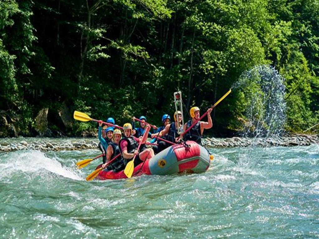 Tara River Rafting Tour